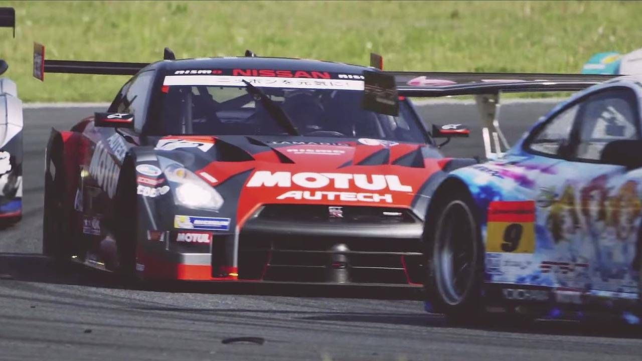 6 minutes of video that will make you want to follow Super GT