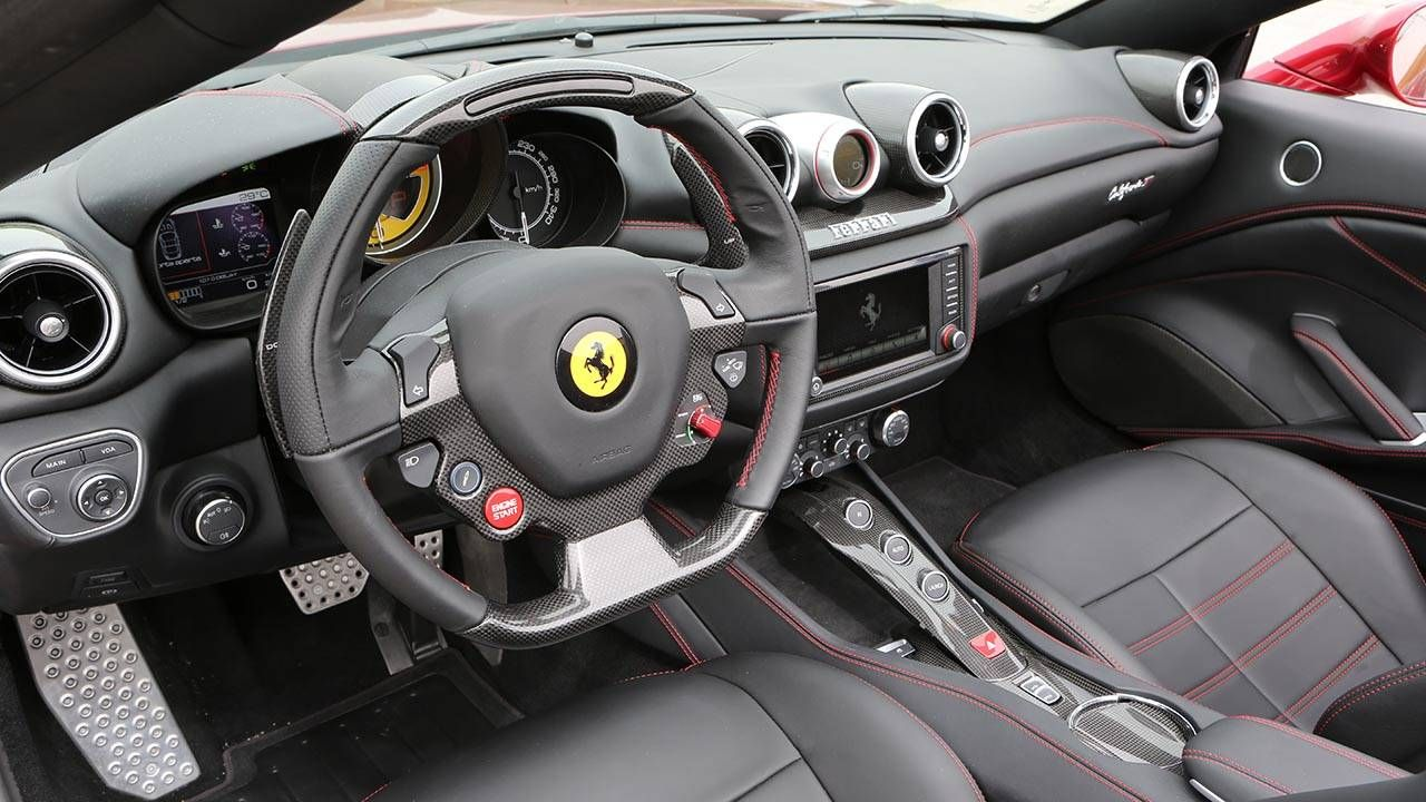 Ferrari's steering system patent could increase precision