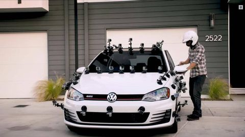 Tanner Foust Vw >> Tanner Foust A Volkswagen Gti And A Metric Ton Of Gopros