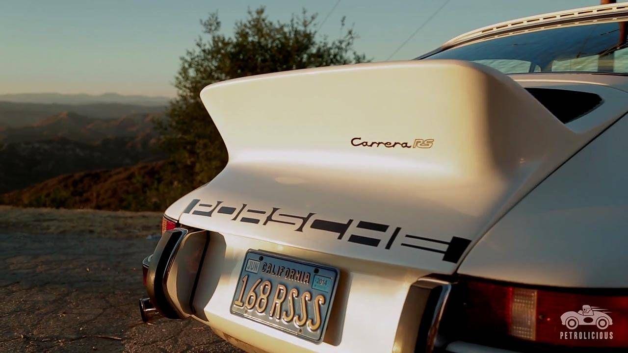 A few minutes well spent with a 1973 Porsche 2.7RS