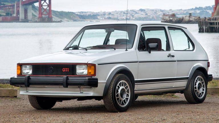 Archive Dive: 1983 Volkswagen Rabbit GTI