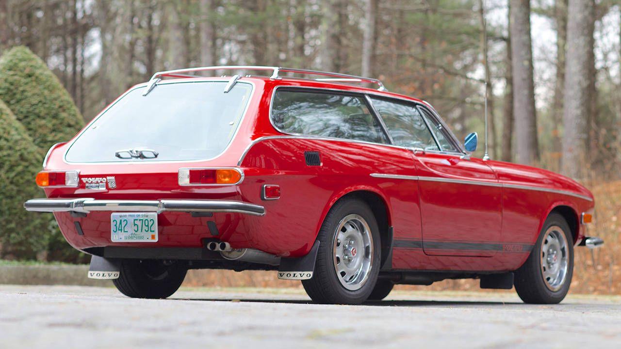 Meet the $92,400 Volvo shooting brake