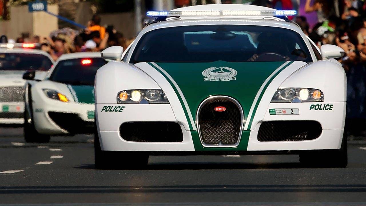 Behind the scenes with the Dubai police supercar fleet