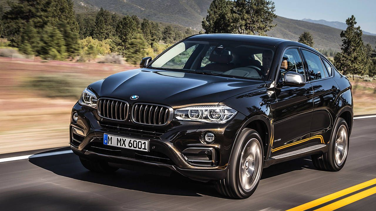 This Is The Updated 2015 Bmw X6