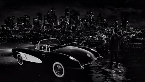 The Cars Of Sin City A Dame To Kill For