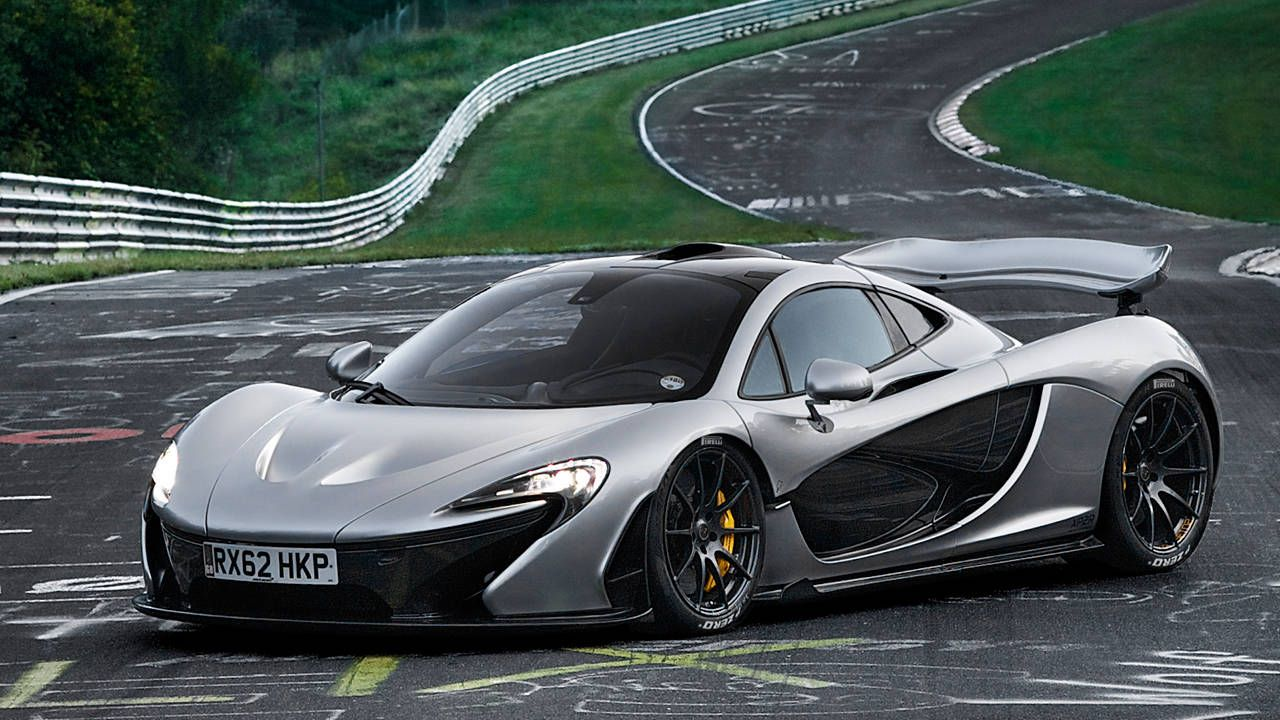 Brace yourselves, a track-only McLaren P1 GTR is coming