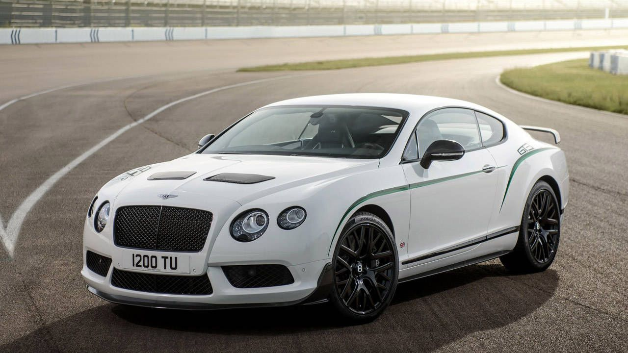 572-hp Bentley Continental GT3-R is the quickest Conti yet