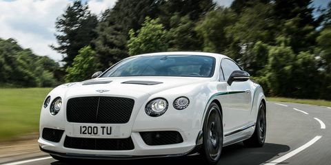 Automotive design, Vehicle, Road, Infrastructure, Grille, Car, Bentley, Automotive lighting, Rim, Automotive mirror,