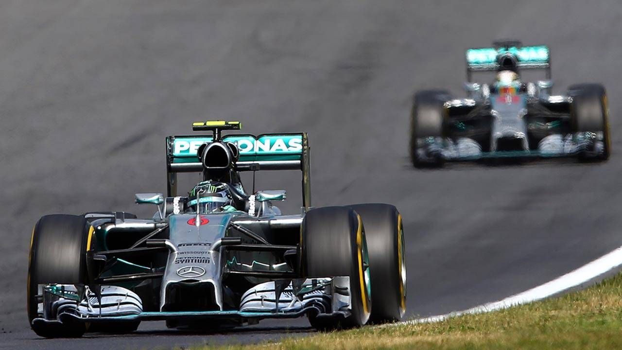 Mercedes strikes back with one-two finish at Austrian Grand Prix