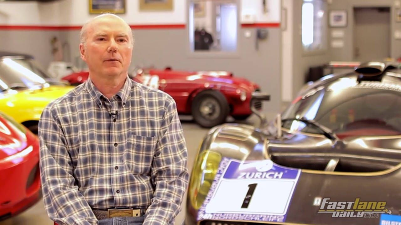 Inside the mind and garage of Jim Glickenhaus