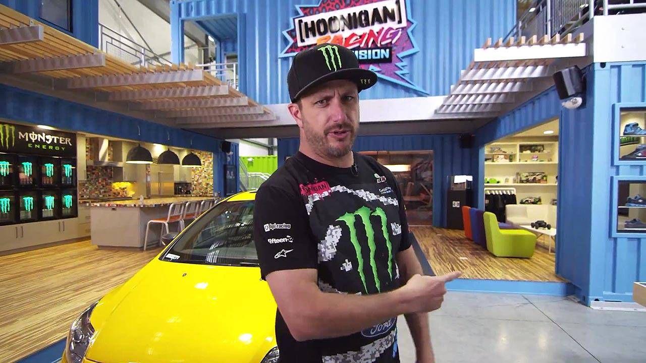 Tour the Hoonigan Racing HQ with Ken Block