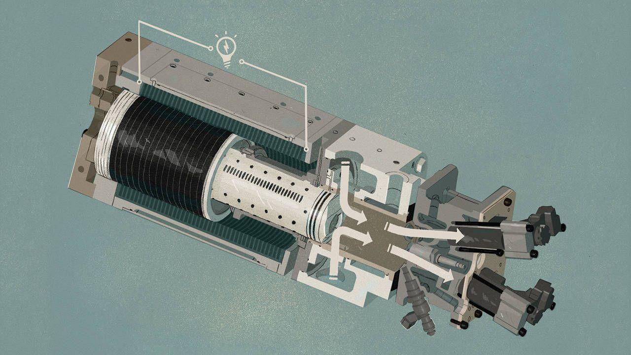 No crankshaft, no problem: Toyota's free piston engine is brilliant