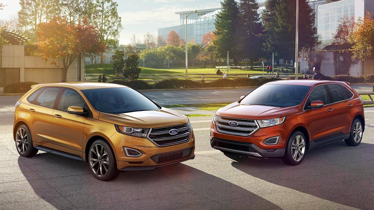 & The 2015 Ford Edge is boring. Its tech is not. markmcfarlin.com