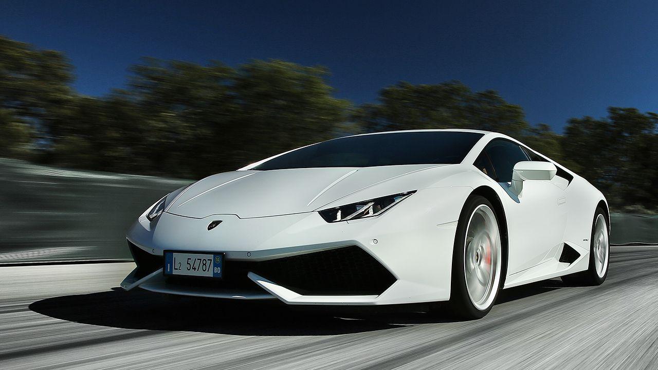 First Drive: Lamborghini Huracán LP 610-4