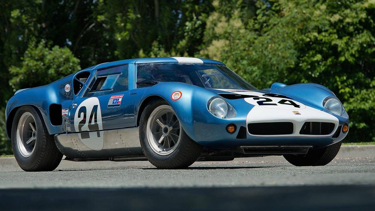 Chevy-powered Lola Mk. 6 could fetch $2 million - Car was its ...