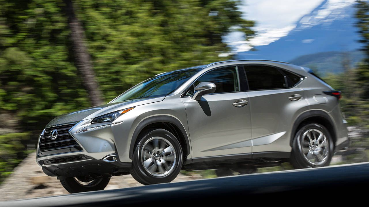 First Drive: 2015 Lexus NX - First Turbocharged Lexus Vehicle