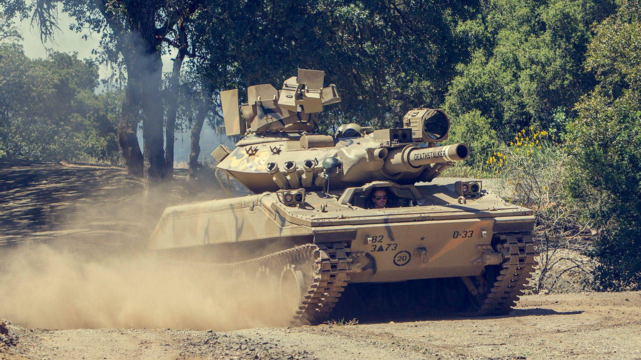 I almost forgot the Fourth of July, but then I drove a tank