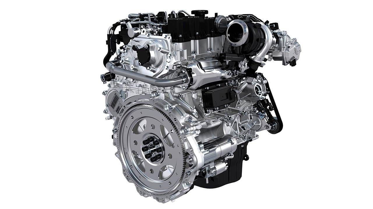 Jaguar goes all in on a new engine family called Ingenium