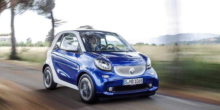 Yes The 2016 Smart Fortwo Has A Manual Transmission