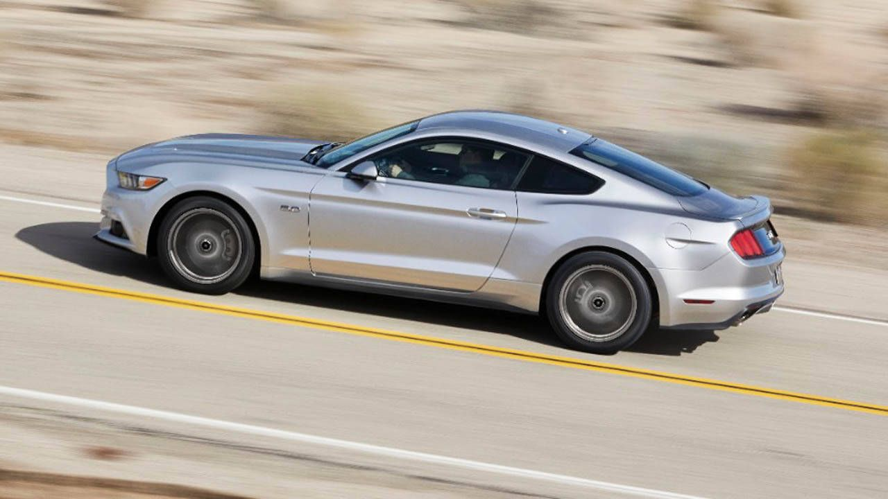 Here are the official 2015 Ford Mustang power and weight numbers