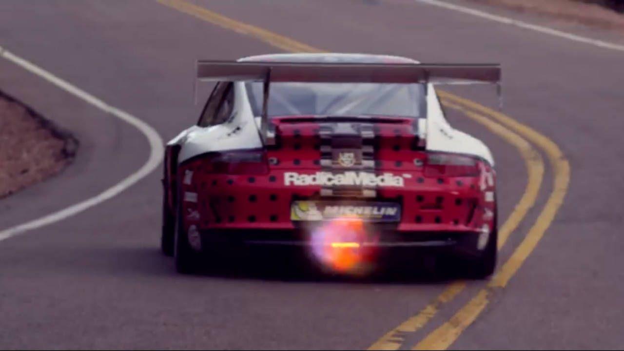 Jeff Zwart's GT3 Pikes Peak videos just keep getting better