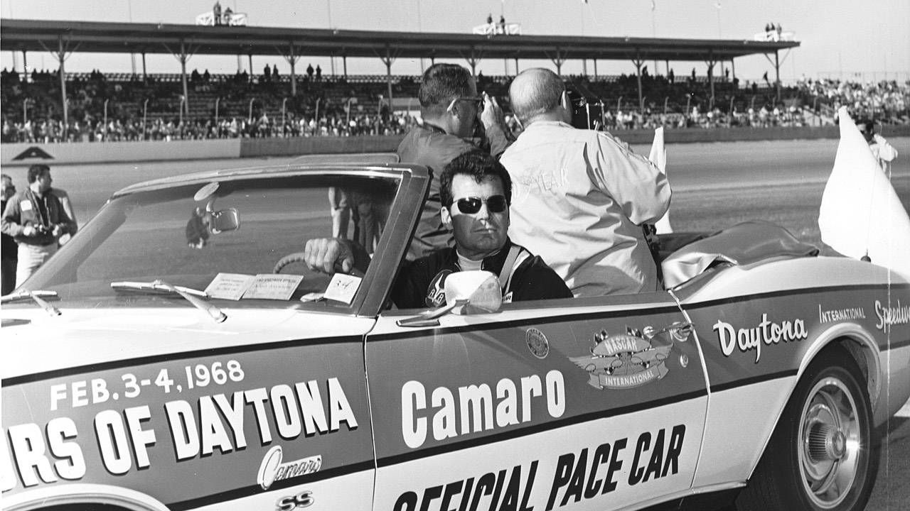 Actor, racer, and war veteran James Garner dead at 86