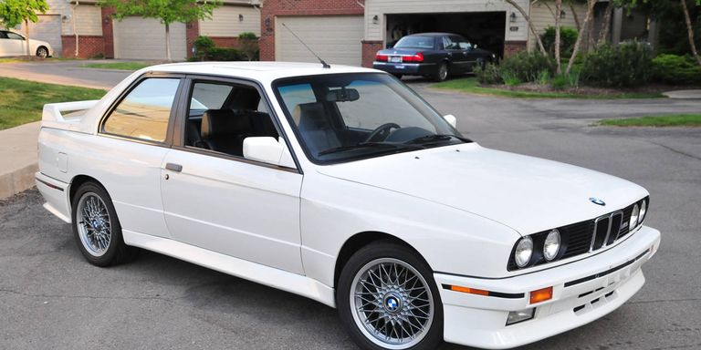 PHOTOS BMW M Up For Auction - Bmw 1990