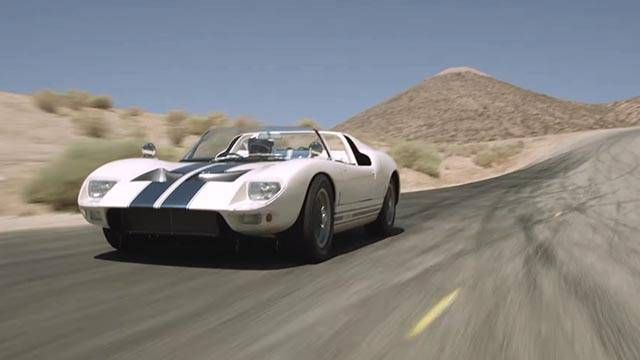Before the GT40 owned Le Mans, Ford built a GT 108 prototype