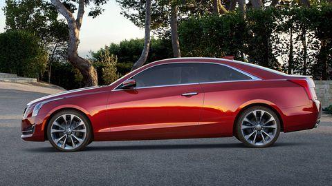 Tire, Wheel, Automotive design, Vehicle, Alloy wheel, Rim, Car, Spoke, Red, Personal luxury car,