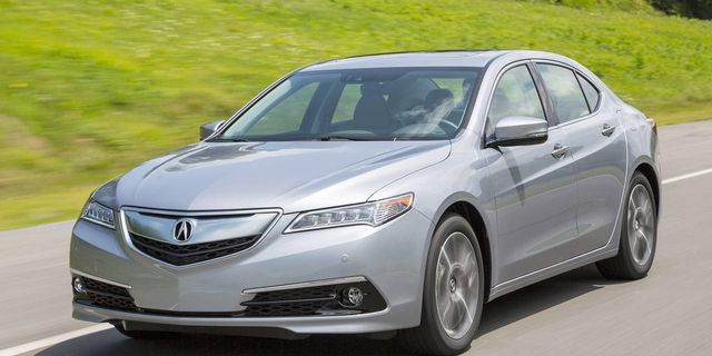 Things You Need To Know About The Acura TLX - 2018 acura tsx navigation