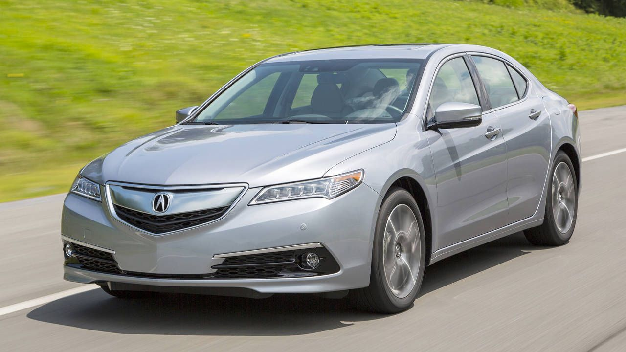 11 Things You Need To Know About The 2015 Acura Tlx