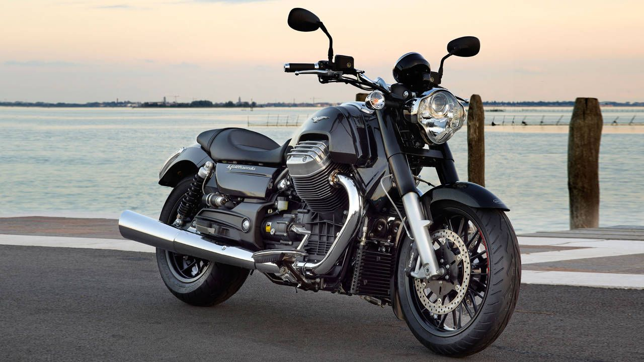 The Moto Guzzi California might be a cruiser that converts you