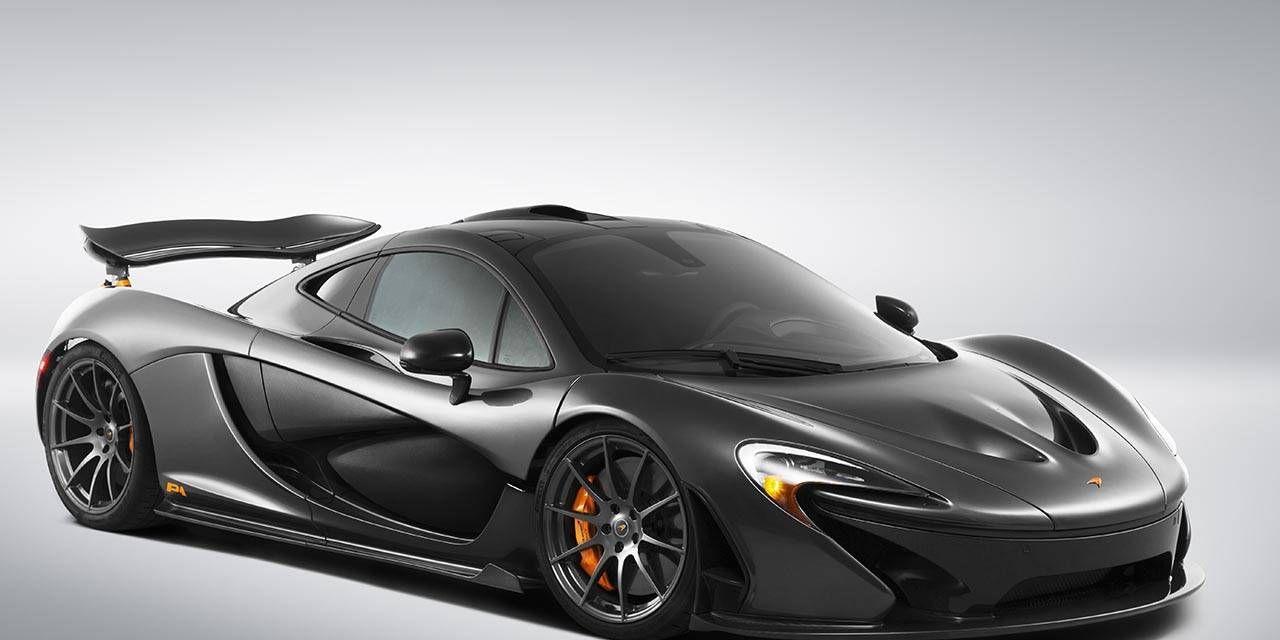 Photos: 2015 McLaren MSO P1