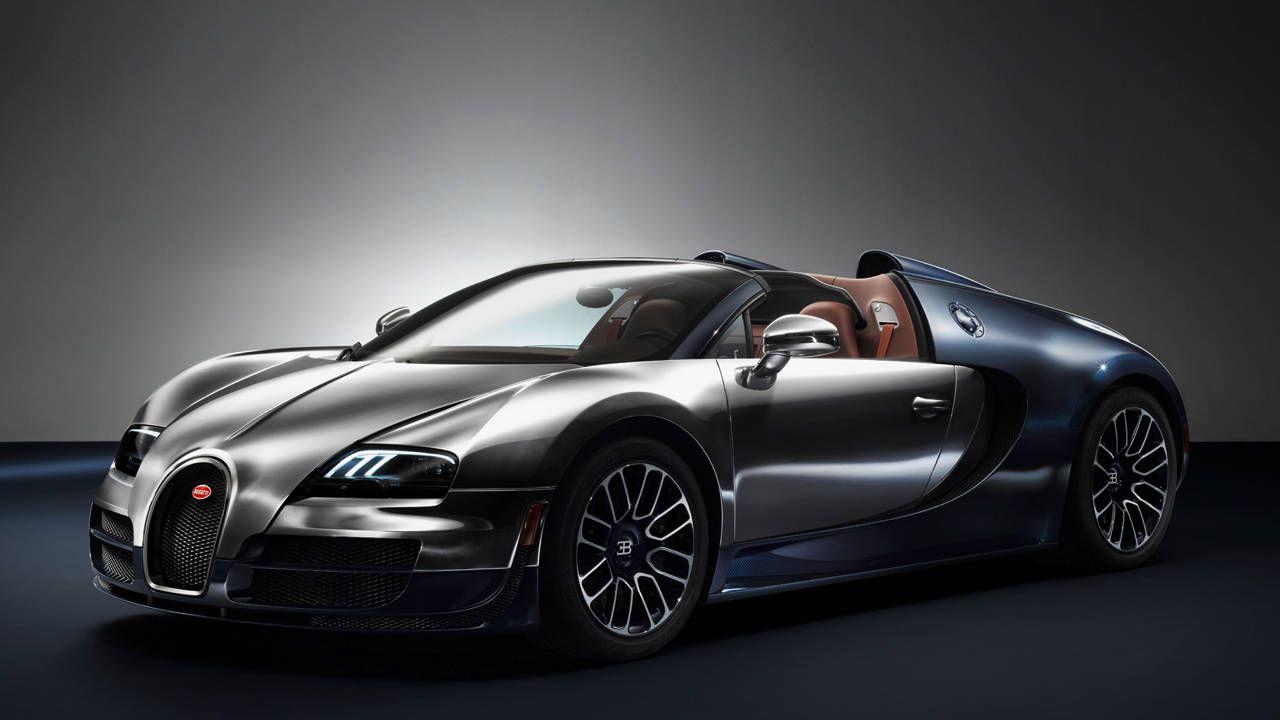 Meet the $3.14M Bugatti Veyron Legend Ettore Bugatti