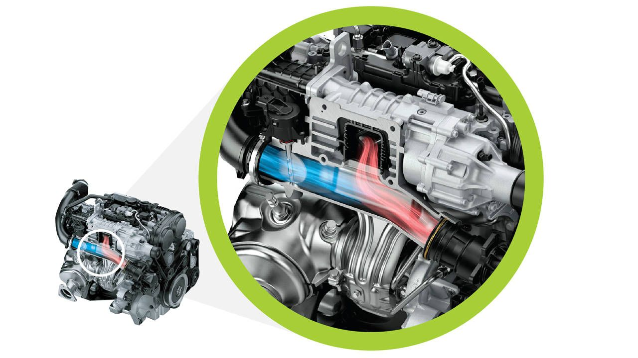 The lowdown on twin-charged engines