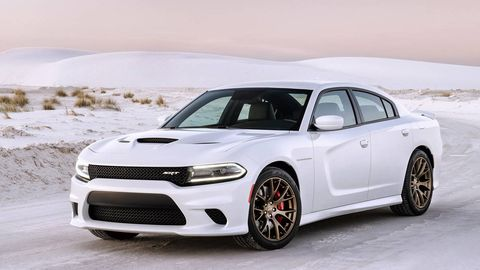 2015 Dodge Charger Hellcat Unveiled Most Powerful Sedan In The World