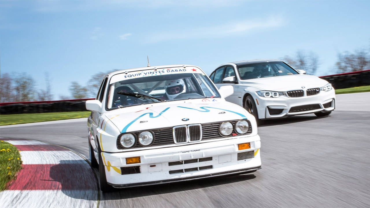 Shadow Boxing 2015 Bmw M3 Vs 1987 Fia Group A 1989 Electrical Troubleshooting Manual