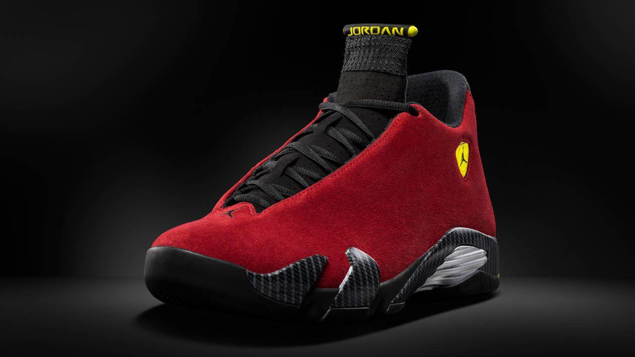 The Air Jordan 14