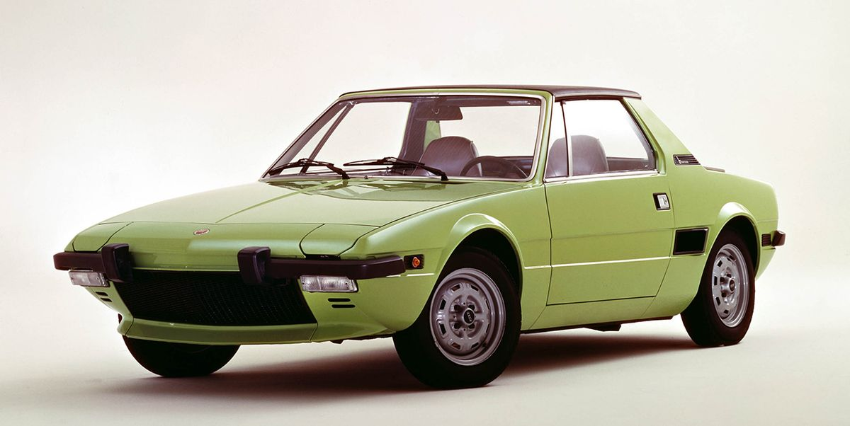 Seven Of The Best Cheap Mid-Engine Sports Cars