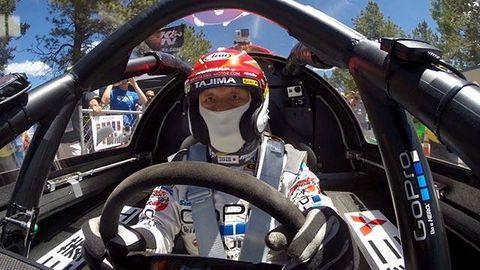 Steering wheel, Steering part, Racing, Helmet, Motorsport, Race car, Auto racing, Motorcycle helmet, Race track, Kit car,
