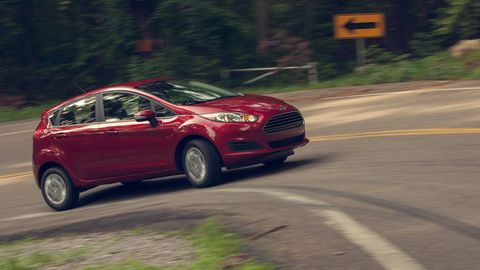 Land vehicle, Vehicle, Car, Ford, Hatchback, Ford fiesta, Ford motor company, Compact car, Automotive design, Hot hatch,