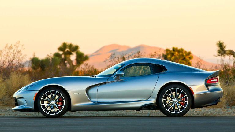 2015 Dodge Viper SRT - More Power, New GT Model, Enhanced TA 2.0