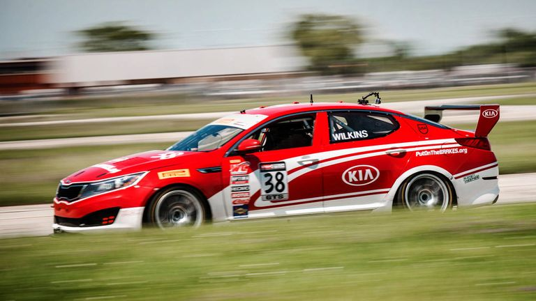 Inexpensive Race Car From Ford