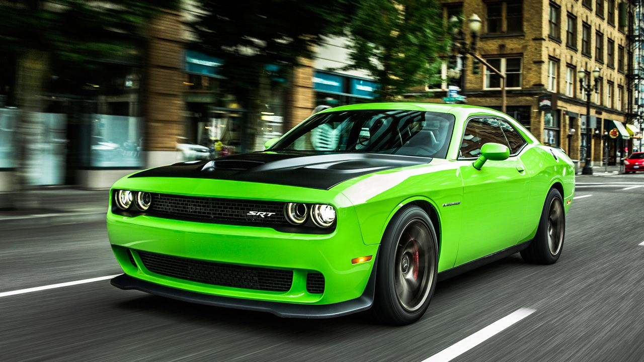 A weekend with the Dodge Challenger Hellcat