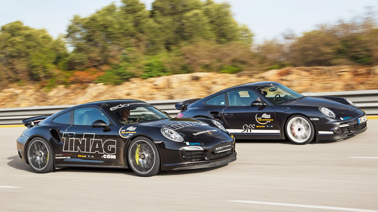 Chasing vMax with speed-freak tuners at Nardo