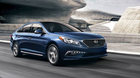 The 2015 Hyundai Sonata Dials Down The Mojo