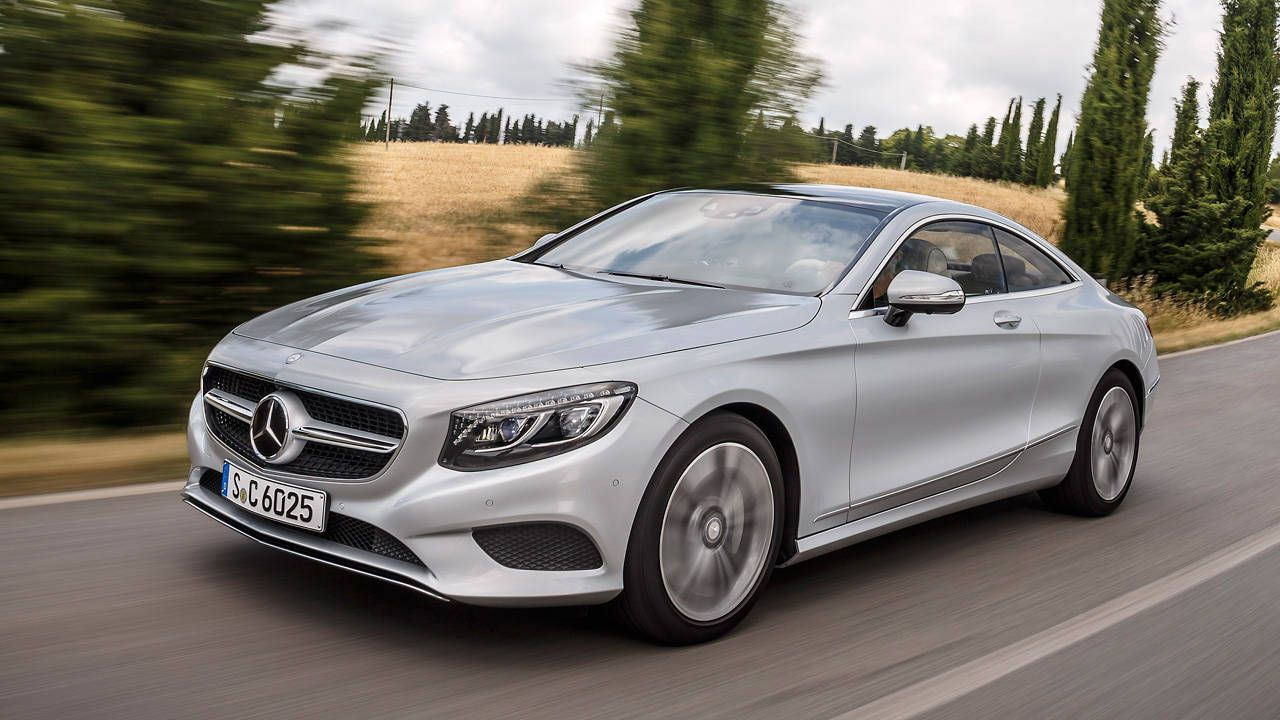 First Drives: 2015 Mercedes-Benz S550 4Matic Coupe