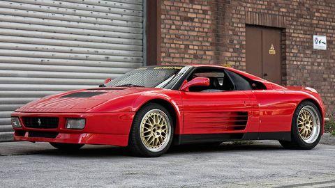 Be A Hero Buy This Ferrari Enzo Prototype