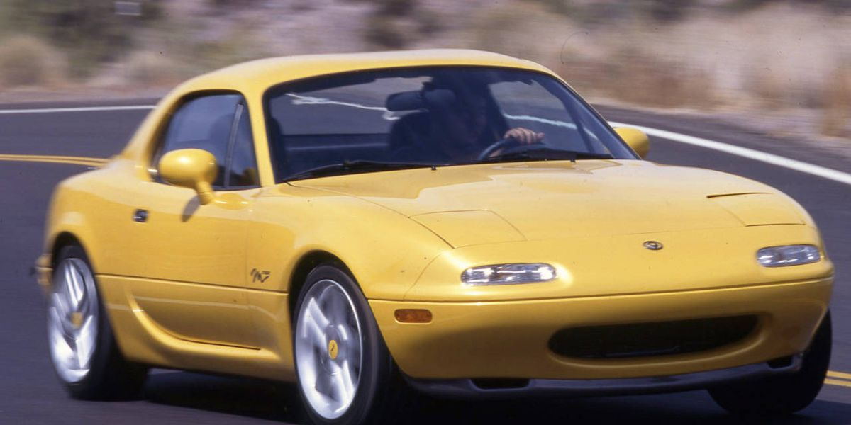 archive dive: mazda miata m coupe