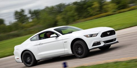 first impressions 2015 ford mustang gt there will be no for a mustang disclaimers this time